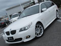 BMW523iツーリング Mスポーツ ナビ サンルーフ 禁煙