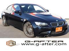 BMWM3クーペ ワンオーナー純正ナビ黒革シートパワーシート