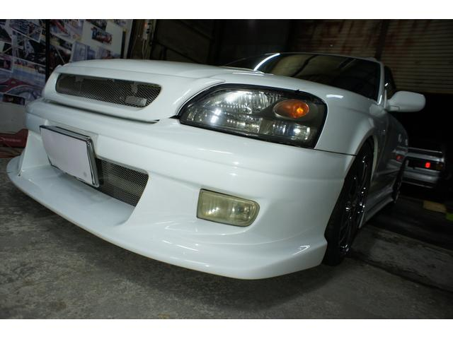 スバル GT-B E-tuneII 5MT フルタップ 4Pキャリパ