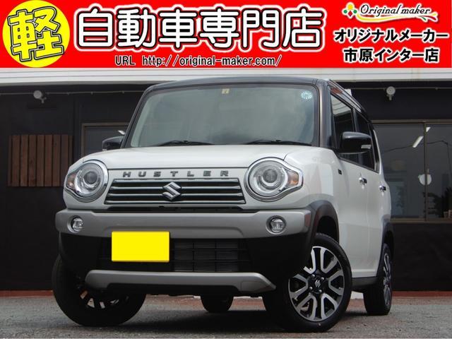 スズキ JスタイルIII 届出済未使用車 デュアルカメラブレーキ