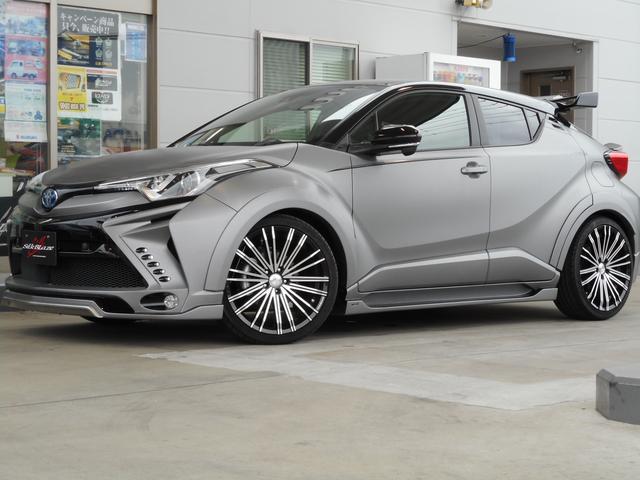 トヨタ S 2018東京オートサロン出品車 グレンツェンフルキット
