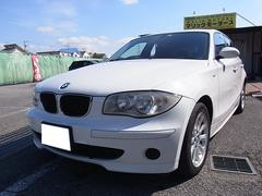 BMW116i  純正アルミ キーレスプッシュスタート