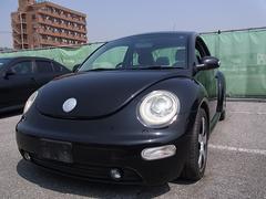 VW ニュービートルLZ  純正アルミ ETC 社外ナビ キーレス