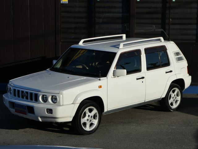日産 フォルザ 4WD タイミングチェーン 純正アルミ キーレス