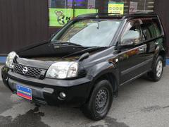 エクストレイルS 4WD SDナビ TV シートヒーター インテリキー