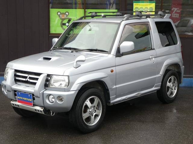 三菱 アクティブフィールドエディション ETC パートタイム4WD