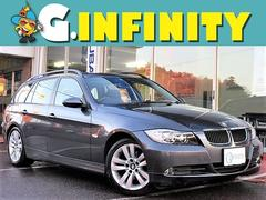 BMW320iツーリング・外ナビ純17AW・ETC・HID