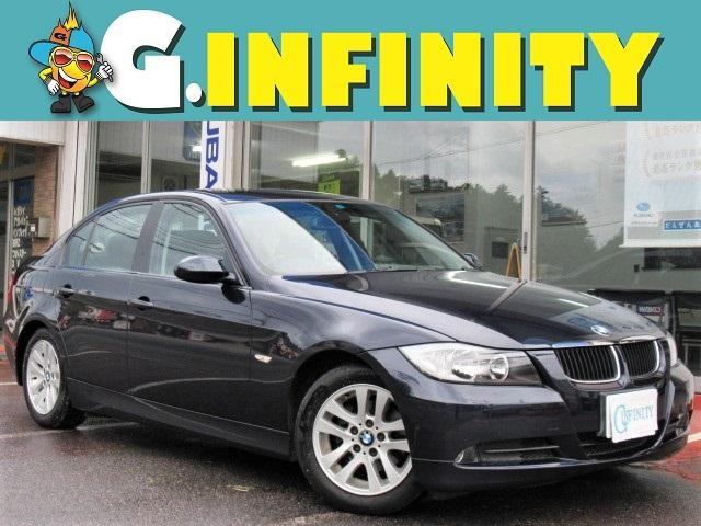 BMW 320i・走行2.9万・1オーナー・純16AW・ETC