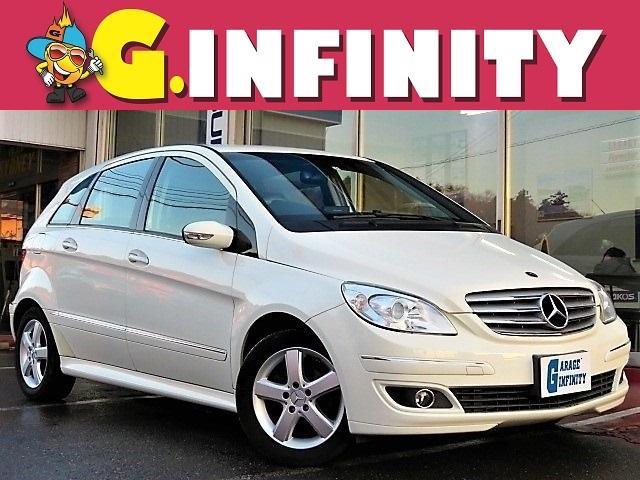 Photo of MERCEDES_BENZ B-CLASS B170 / used MERCEDES_BENZ