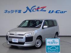 サクシードUL−X トヨサポタイプC オートライトハイビーム付 商用車