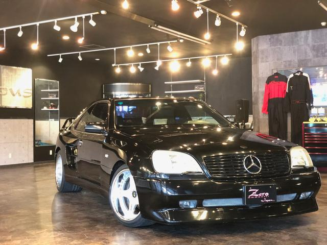Photo of MERCEDES_BENZ S-CLASS S600 / used MERCEDES_BENZ