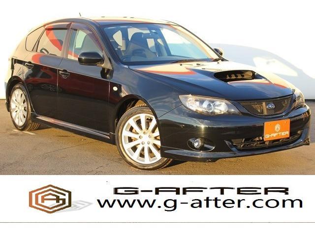 スバル S-GT スポーツPKG 5MT社外ナビHID純正17AW