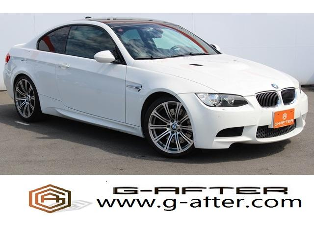 BMW M3クーペ 6MTMドライブPKGメーカーナビ純正19AW
