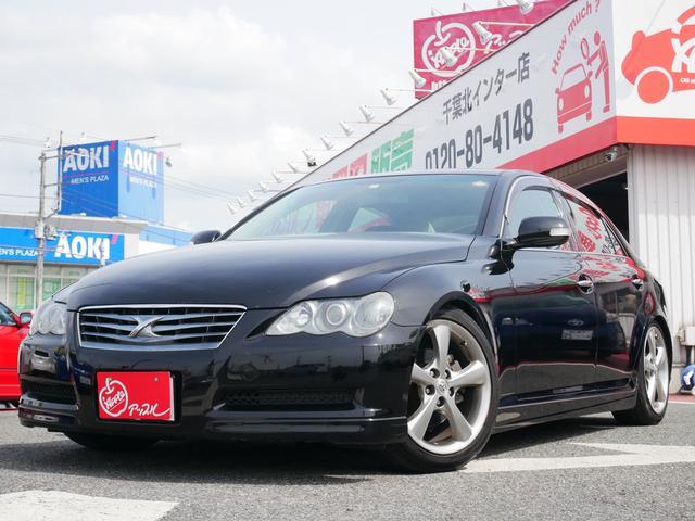 トヨタ 250G Sパッケージ 車高調 HID バックカメラ