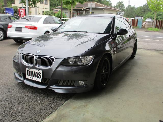 BMW 335i KW車高調 社外マフラー Mスポシート 社外エアロ