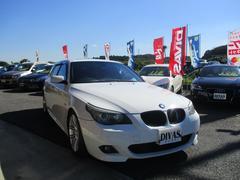 BMW525iツーリング Mスポーツパッケージ ローダウン 黒革