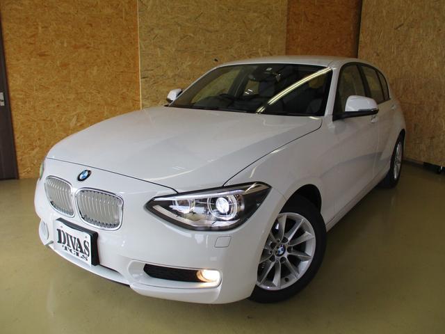 BMW 116iスタイル 純正ナビ スマートキー ターボ 禁煙車♪