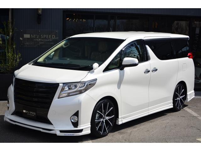 トヨタ 2.5X ZEUS新車コンプリートカー ダウンサス20AW