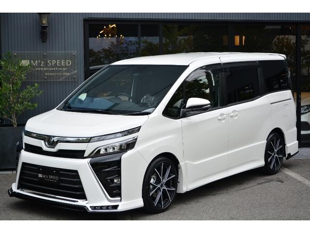トヨタ ZS7人ZEUS新車コンプリートエアロサス18AWマフラー