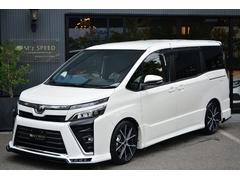 ヴォクシーZS7人ZEUS新車コンプリートエアロサス18AWマフラー