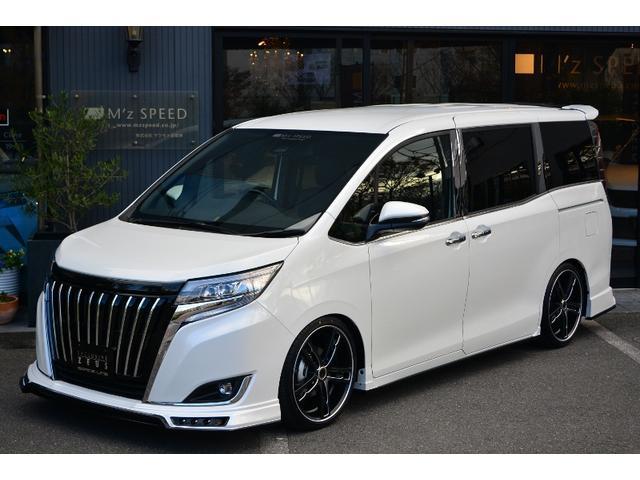 トヨタ Gi 7人 ZEUS新車コンプリート エアロ 車高調19AW