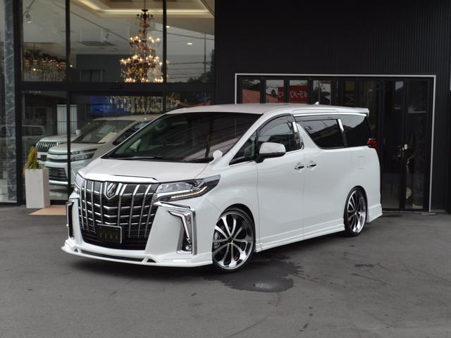 トヨタ S-Cパッケージ ZEUSコンプリート車高調22AWナビ付き