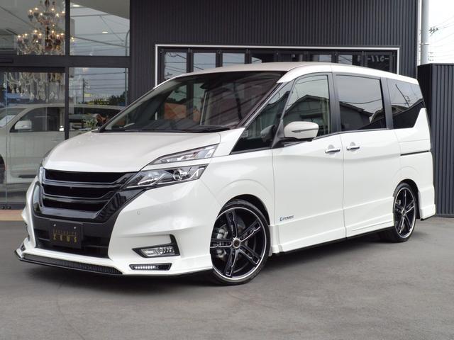 日産 e-パワー ハイウェイスターV ZEUS新車コンプリートカー