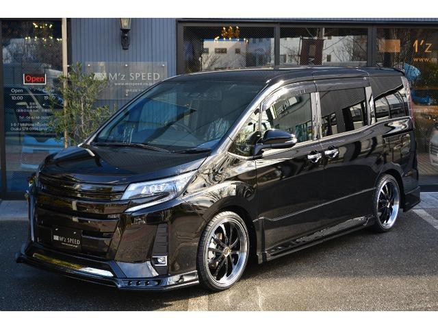 トヨタ W×BII 7人 ZEUSコンプリートカー車高調19AW
