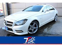 M・ベンツ CLS350BEAMGスポーツP キーGO禁煙SR左H黒革