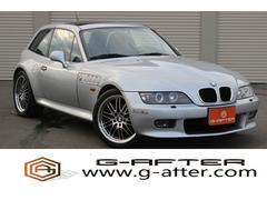 BMW Z3クーペ2.8 サンルーフ黒革シートシートヒーターパワーシートETC