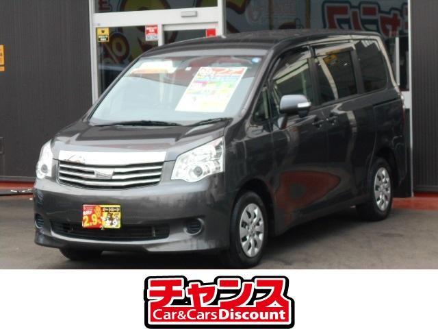 トヨタ ノア X スペシャルエディション ナビ フルセグ 両側Pスラ