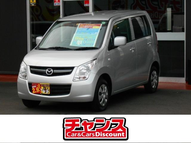 マツダ AZワゴン XG CD キーレス