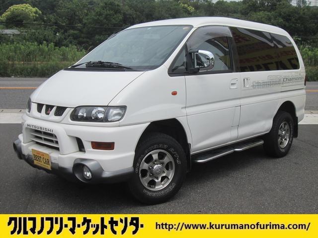 三菱 シャモニー 4WD キーレス ETC タイベル交換済