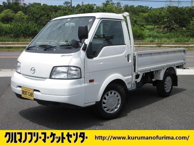 マツダ ボンゴトラック DX ワンセグナビ PW 電動ミラー ETC シングルタイヤ