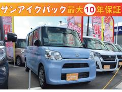 タントX SAIII 届出済未使用車