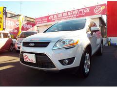 フォード クーガタイタニアム パノラミックルーフ HDDナビ・TV・ETC