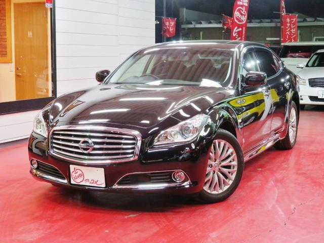 シーマ(日産) ハイブリッド VIP G 中古車画像