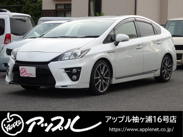 トヨタ Sツーリングセレクション・G's 禁煙車 社外9インチナビ