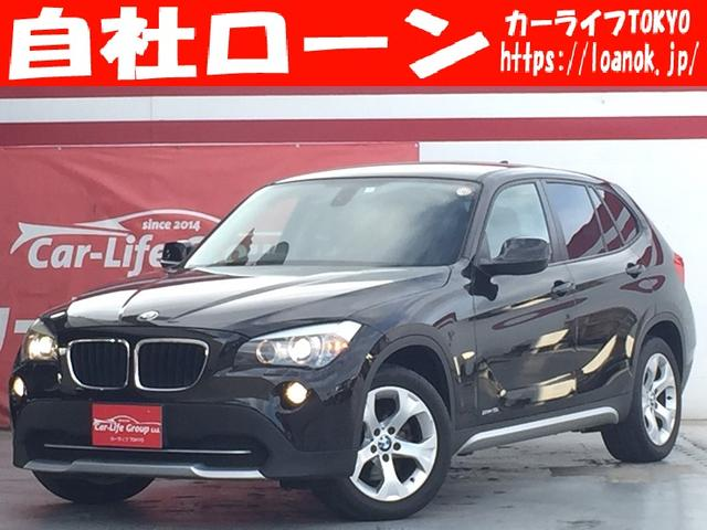 BMW X1 sDrive 18i HDDナビ  Bカメラ TK3439