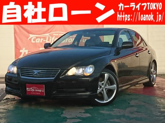 トヨタ マークX 250G Sパッケージ TK5602
