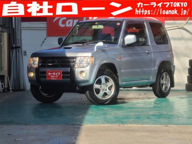 三菱 パジェロミニ ナビエディションVR TK5713