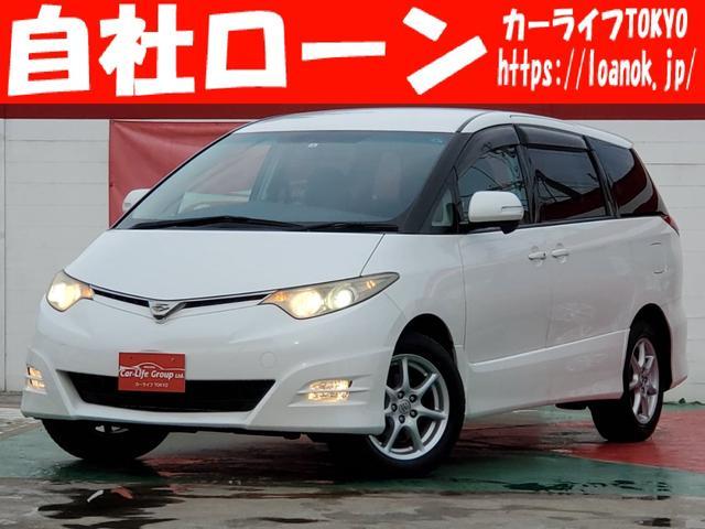 トヨタ エスティマ アエラス Sパッケージ TK5478