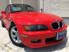 BMW Z3ロードスター2.0左ハンドル 5速MT 直列6気筒DOHC ハーフレザー