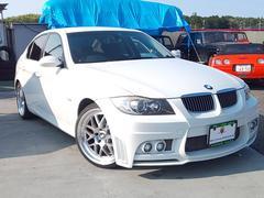 BMW323i  ナビ TV 社外エアロバンパー プッシュスタート
