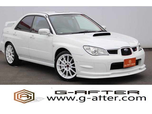 スバル WRXSTIスペックCタイプRA-R 300台限定1オーナー
