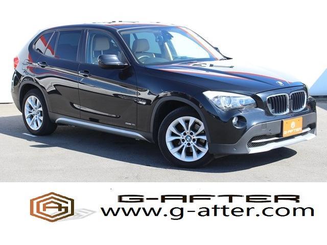 BMW sDrive 18i 電動サンルーフ白本革パワーシートETC