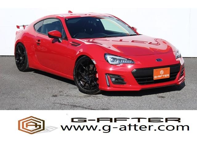 スバル GT 6MTRスポイラーTEIN車高調ブレンボ半革LED