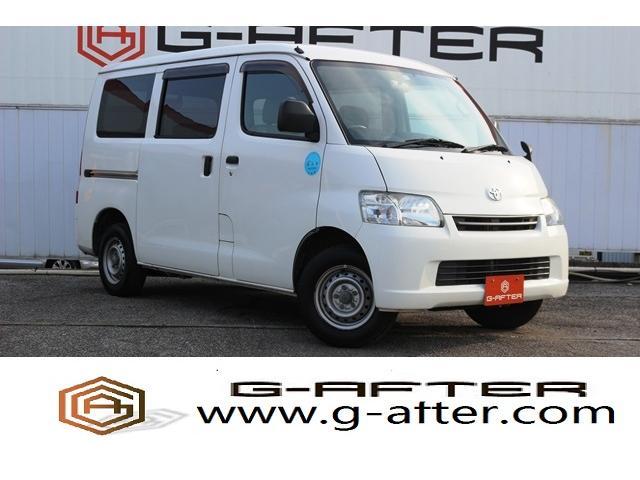 トヨタ タウンエースバン GL 社外ナビ/地デジ/ETC/両側スライド/キーレス/ドアバイザー/レンタUP/