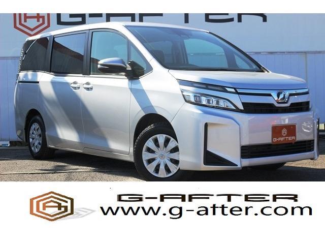 トヨタ X 両側電動スライドドア/バックカメラ/衝突軽減/クルコン/LEDヘッドライト/プッシュスタート/アイドリングストップ/ETC/