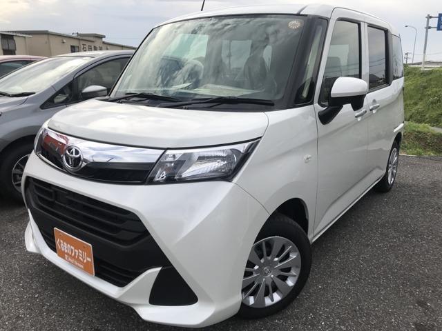 トヨタ X 電動スライド スマートキー